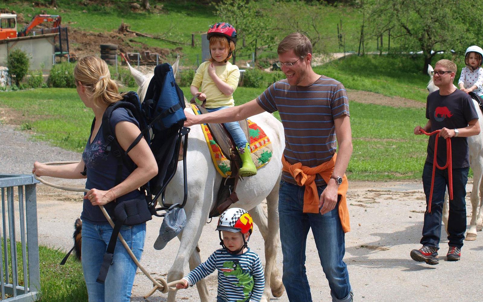 pferde für kinder